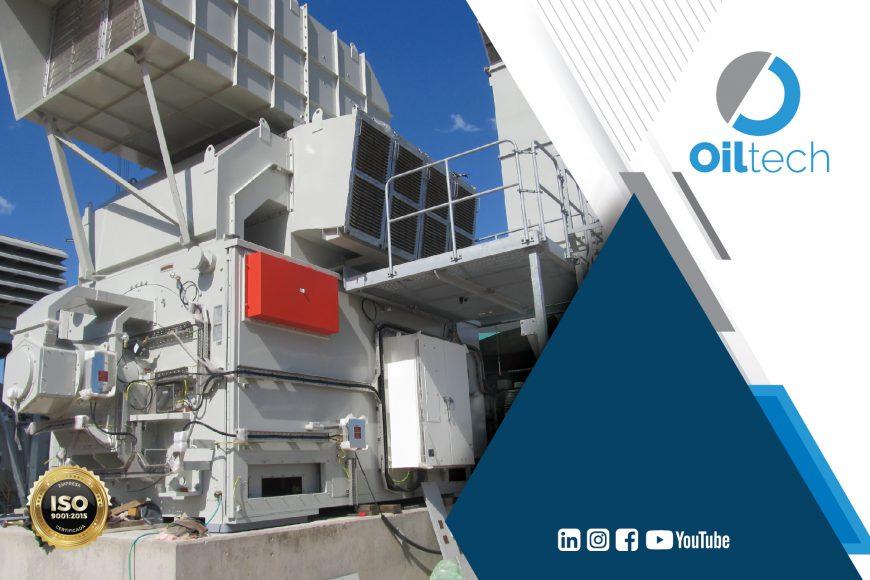 MONTAJE MECÁNICO DE TURBOGENERADOR A GAS LM-6000 Y EQUIPOS PRINCIPALES – ISLA DE POTENCIA.