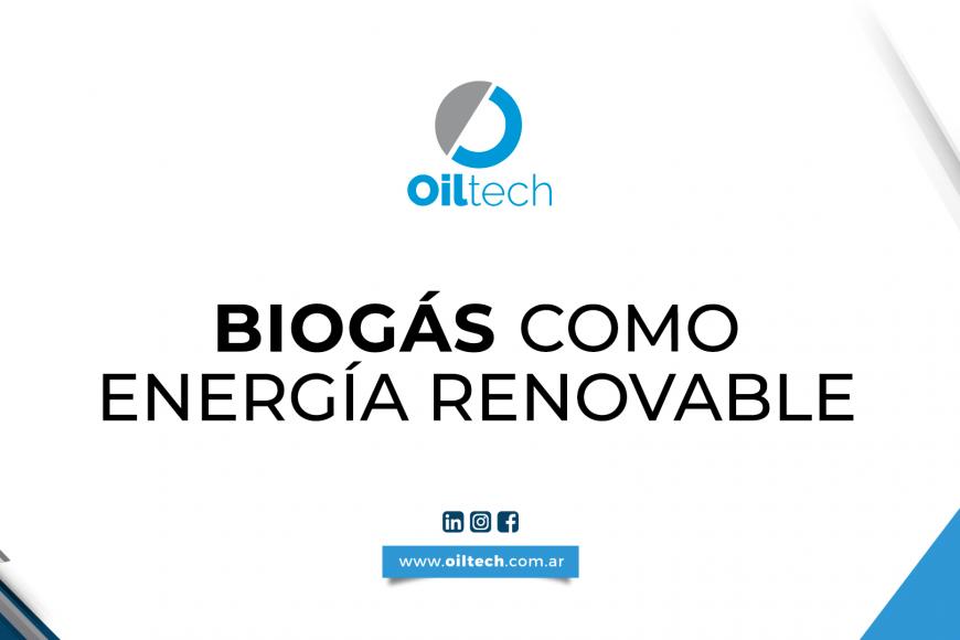 BIOGÁS como ENERGÍA RENOVABLE